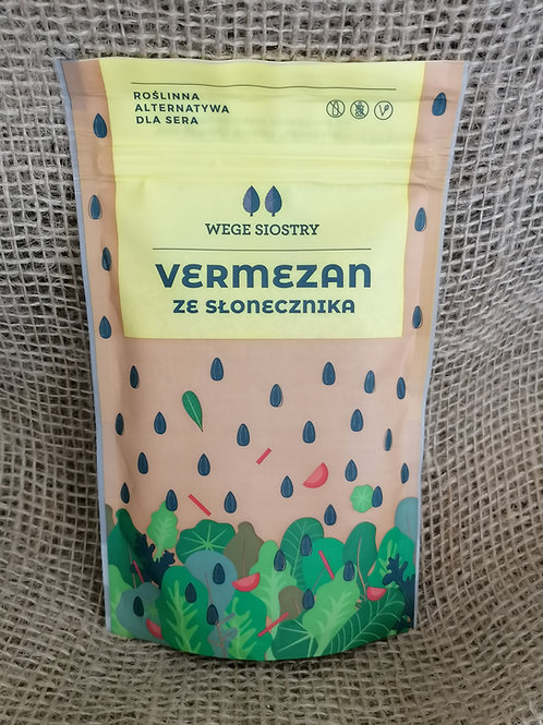 Varmezan aus Sonnen blumenkerne Vegan