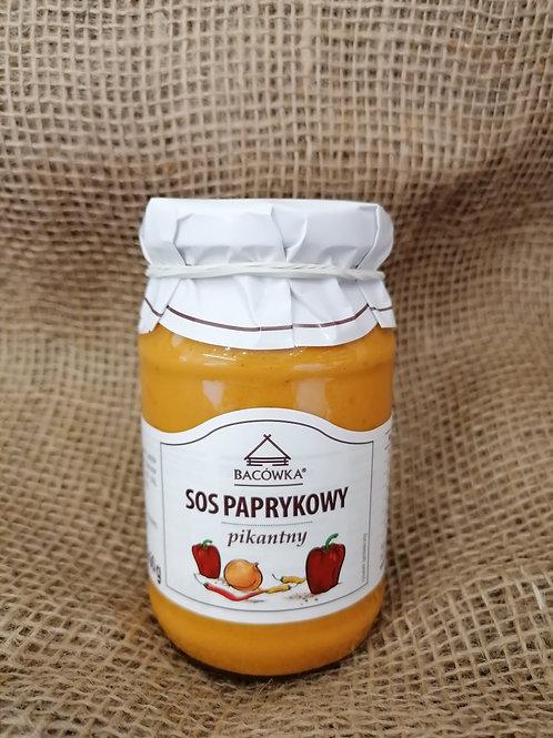 Paprika Soße pikant