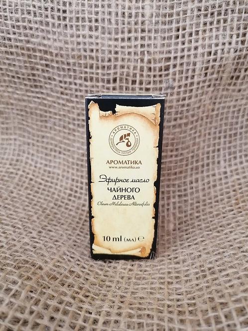 Teebaum Öl Bio Aromatika
