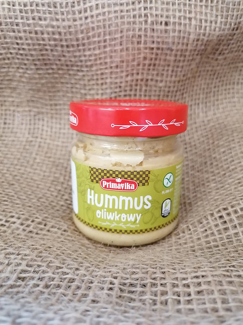 Hummus mit Oliven 160g