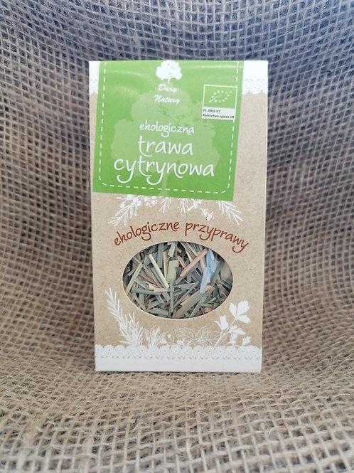Zitronen Grass Bio