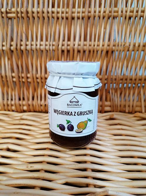 Pflaumen und Birnen Marmelade 200g