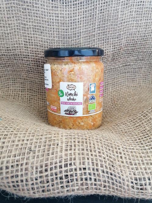 Eingelegter Kimchi Italienisch Bio nicht pasteurisiert
