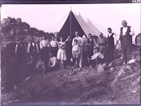 Un hecho digno de ser recordado.  90 años de la publicación de las excavaciones de Las Cogotas.