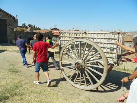 Analizando las memorias rurales de Ávila desde las comunidades. BIComún San Juan del Olmo