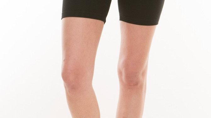 Jaclyn- Women's Boyfriend-Fit Fitted Spandex Short Premium Comfortable Shorts