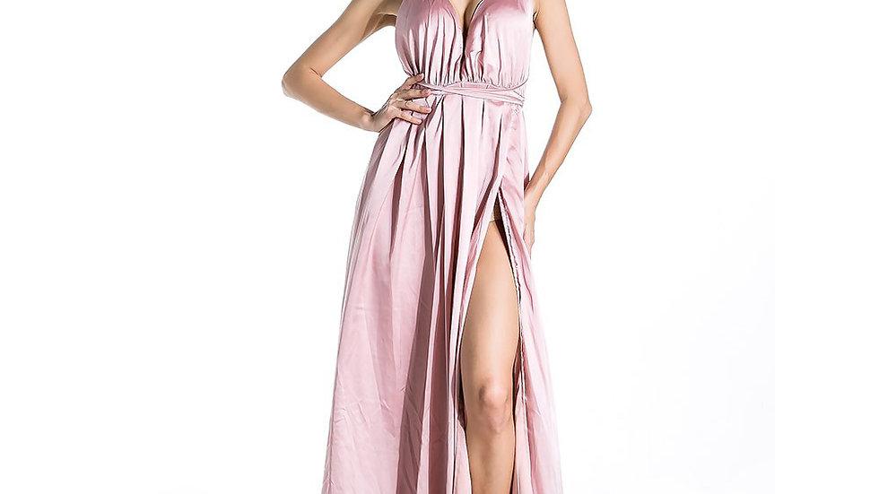 Sleeveless Sexy Maxi Dress