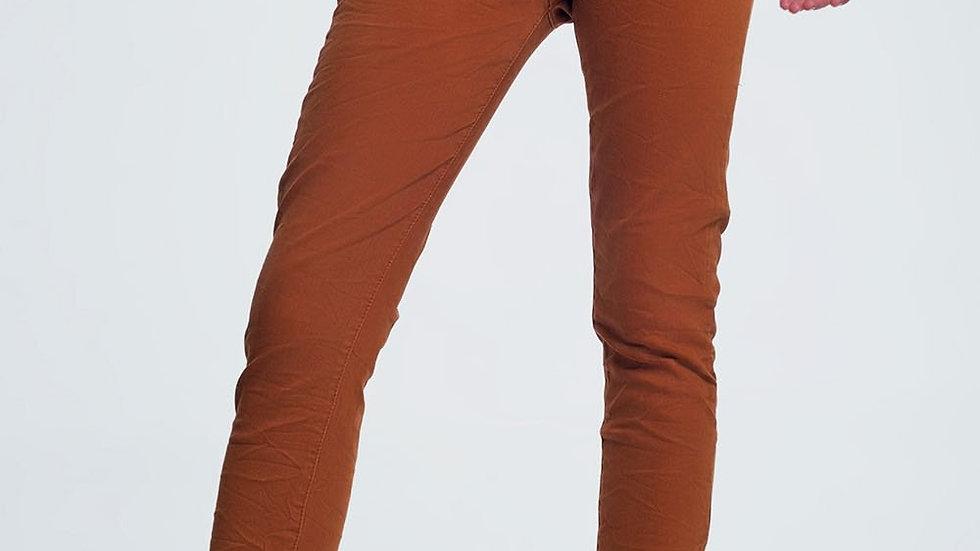 Caldera Jeans With Button Closure