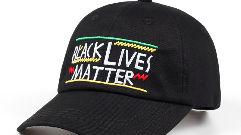High Quality Black Lives Matter Snap back Cap Baseball Cap for Men and Women