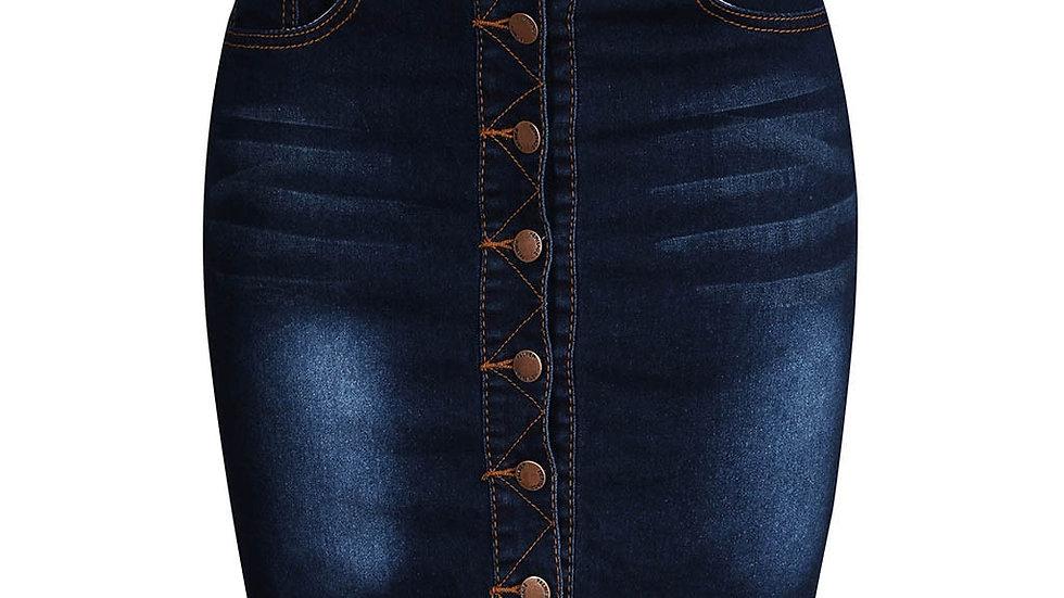 Jeans Casual Mini Skirts Womens Summer 2020 Rokjes Dames Jupe