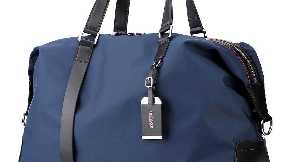 RUIGOR EXECUTIVE 10 Luxury Travel Bag Blue