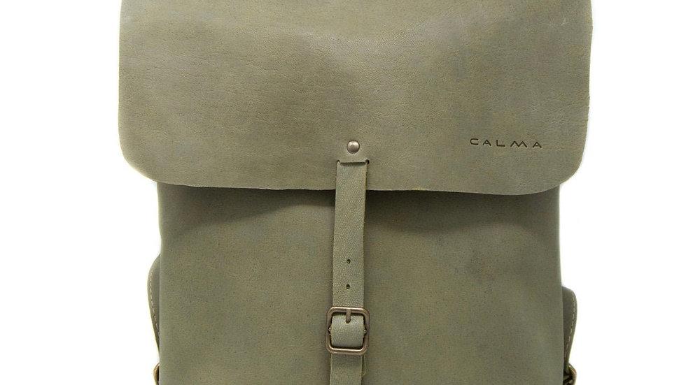 Leather Backpack - Handmade. Bilbao