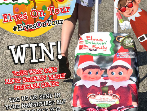 Our Summer Competition - #ElvesOnTour