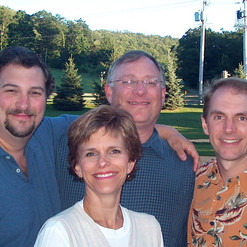 Russ, Jim, Doug, Beth