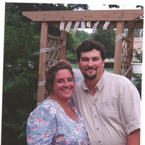 Russ and Pam