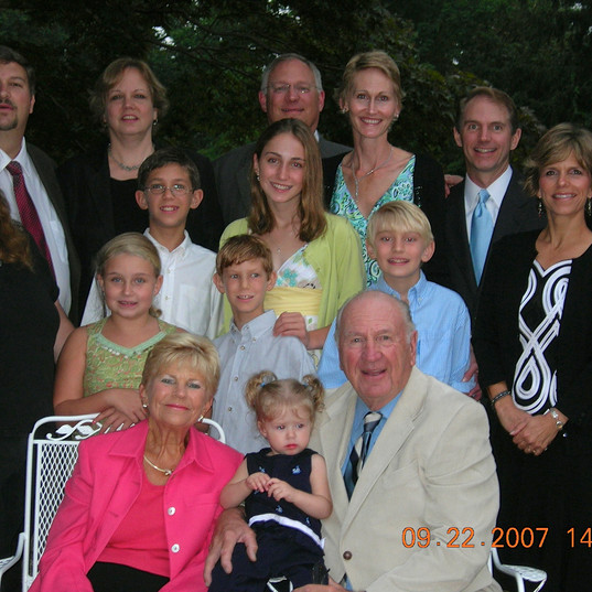 Housman Family 2007