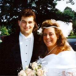 Russ and Pamie wedding