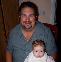 Russ and Cydney (daughter)
