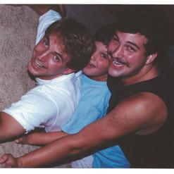 Russ and Mchael (Jim's son) and Doug