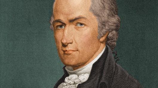 Ten Dollar Founding Father