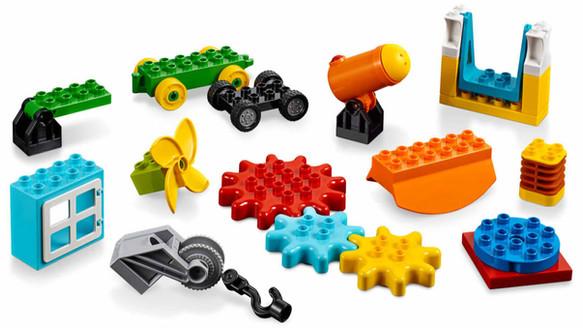 STEAM Learning w/ Lego