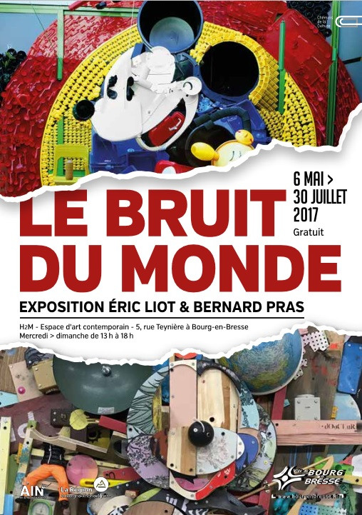 """""""Le Bruit du monde"""" vibre à Bourg-en-Bresse"""