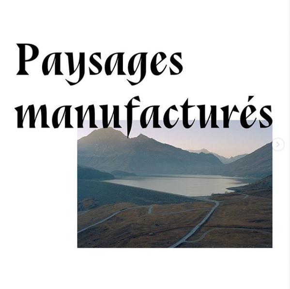 """L'exposition """"Paysages Manufacturés"""" à l'Aqueduc de Dardilly"""
