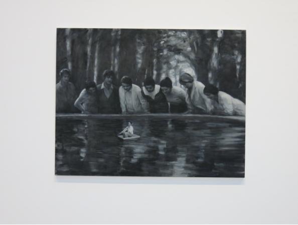L'oeuvre troublante de Peter Martensen,  au Musée d' Art Moderne de Saint Etienne