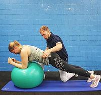 Guy Vaessen Physiotherapie Personal Training