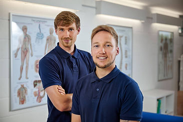 Micha Pohl - Guy Vaessen - Physioteam.jp