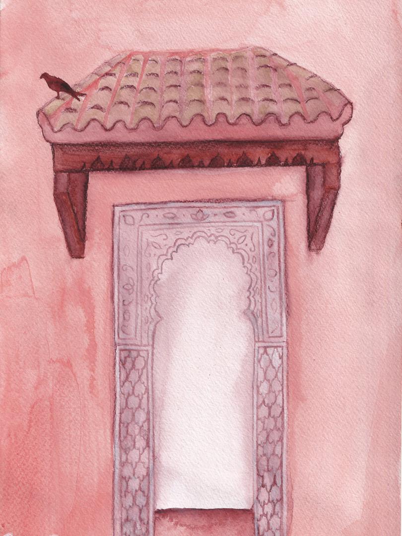 Dreaming of Marrakech