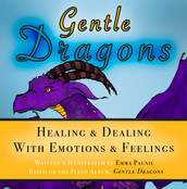 Gentle Dragons Musical Children's Picture Book