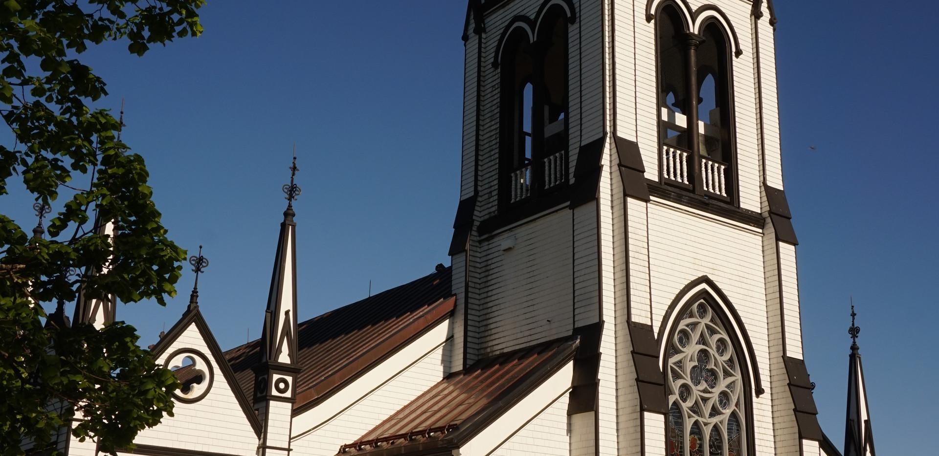 Eglise anglicane Lunenbourg