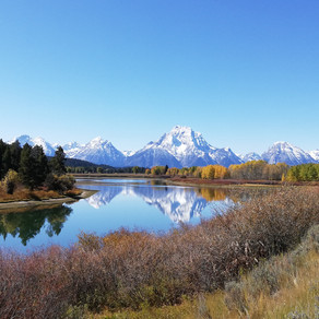 Le parc de Grand Teton - Wyoming