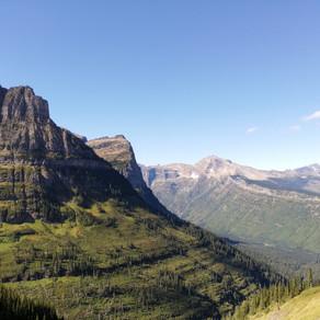 Montana et le Glacier National Park