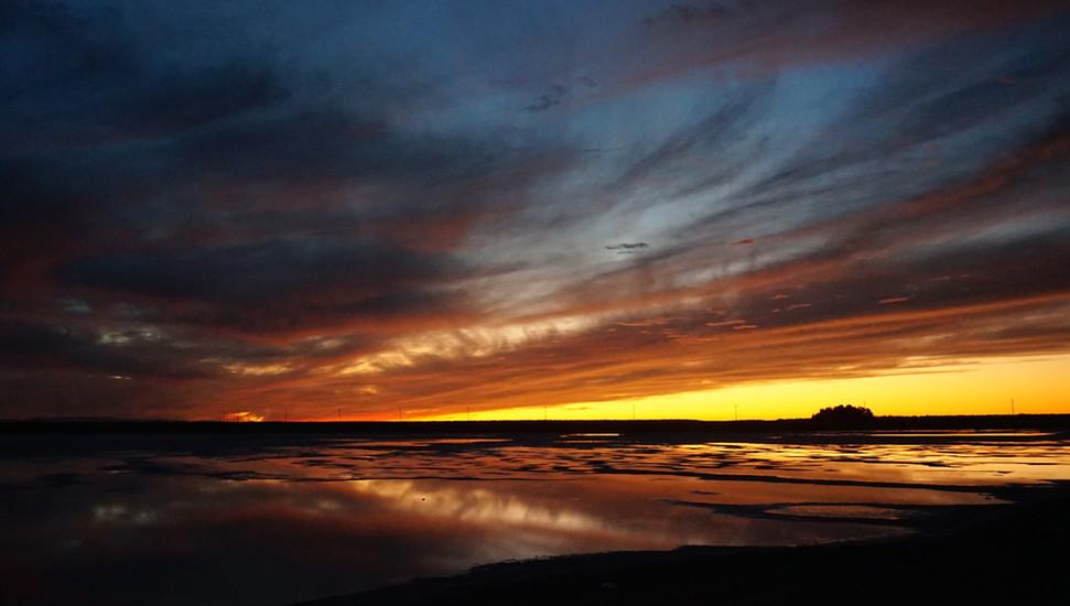 Sunset campement.JPG