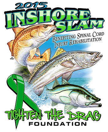 Inshore Slam Sticker
