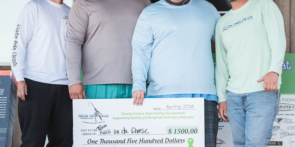 2018 Fall Inshore Slam Charity Fishing Tournament