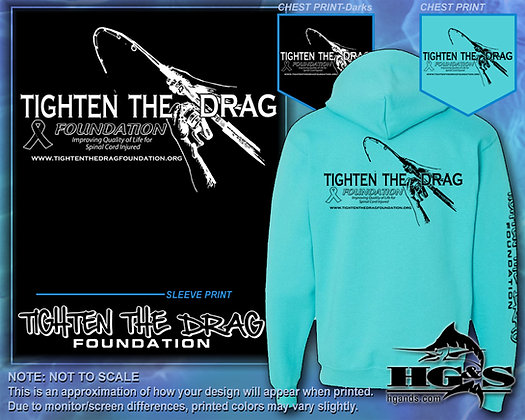 TTDF Hooded Sweatshirt LONG SLEEVE