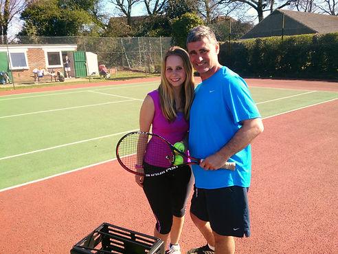 Tennis camps Buckinghamshire