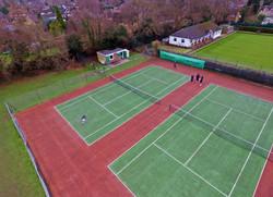 Flackwell Heath Tennis Courts