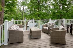 Ren-deck sofa
