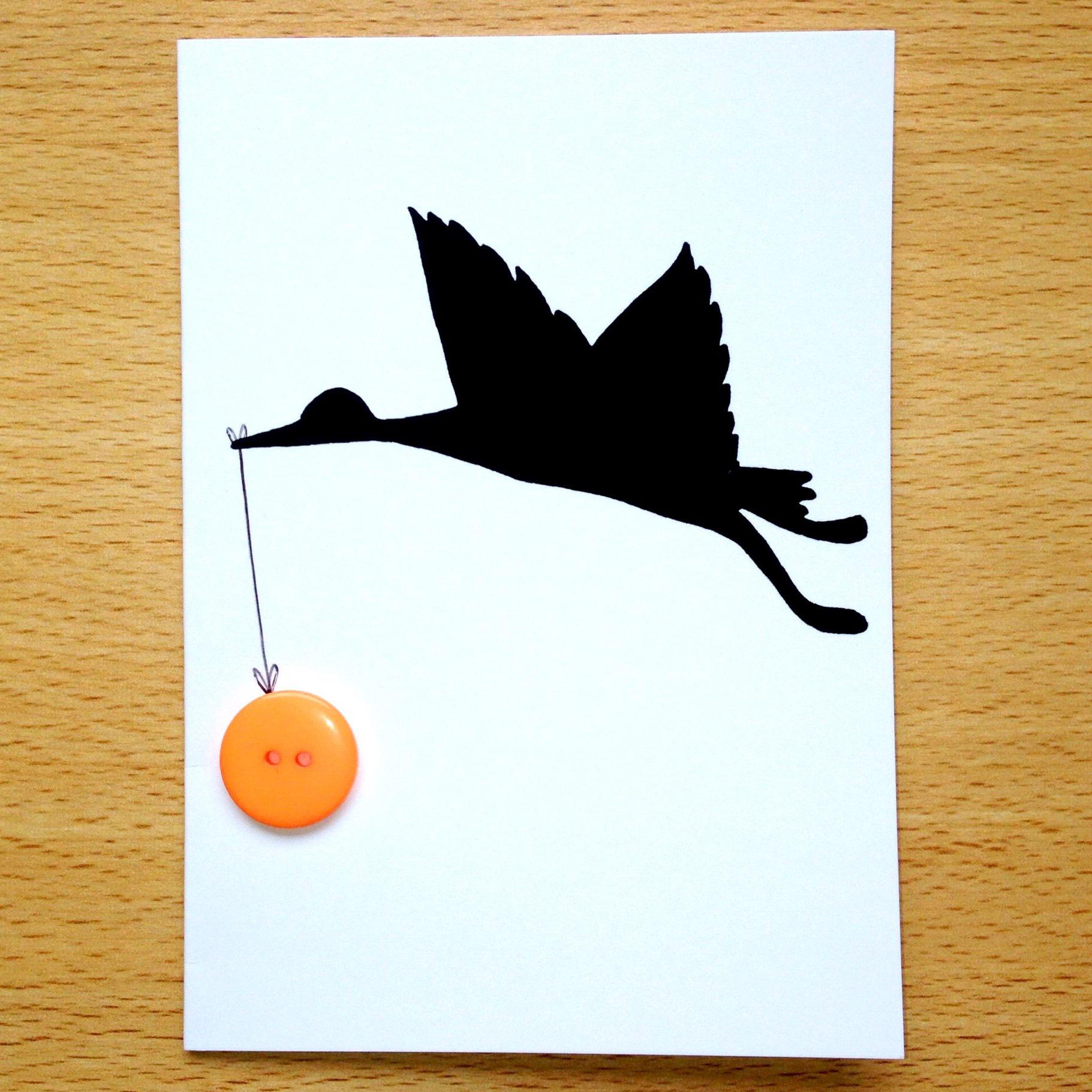 Stork Button