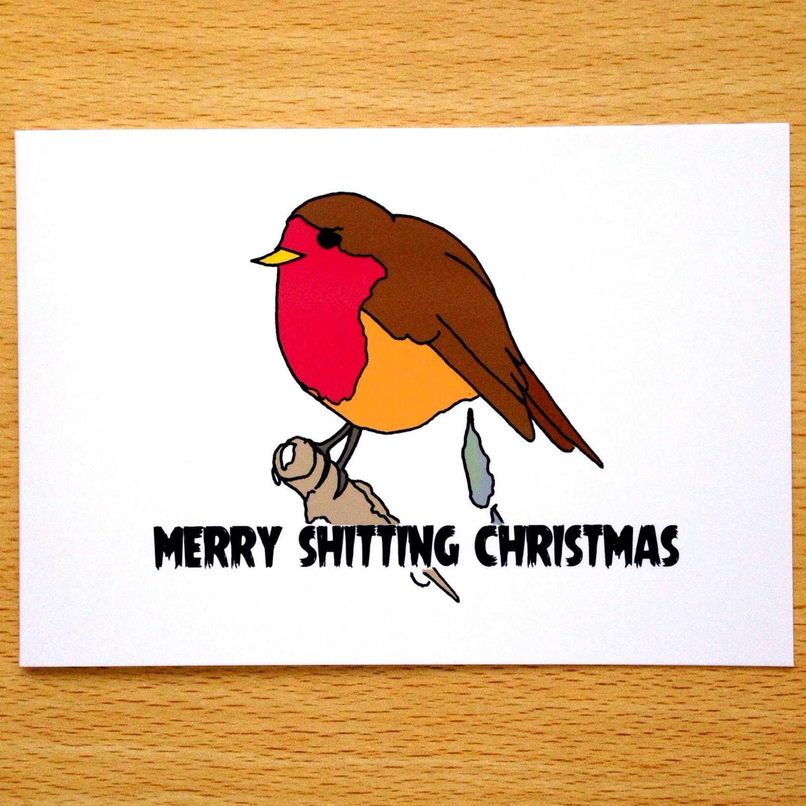 Merry Shitting Christmas