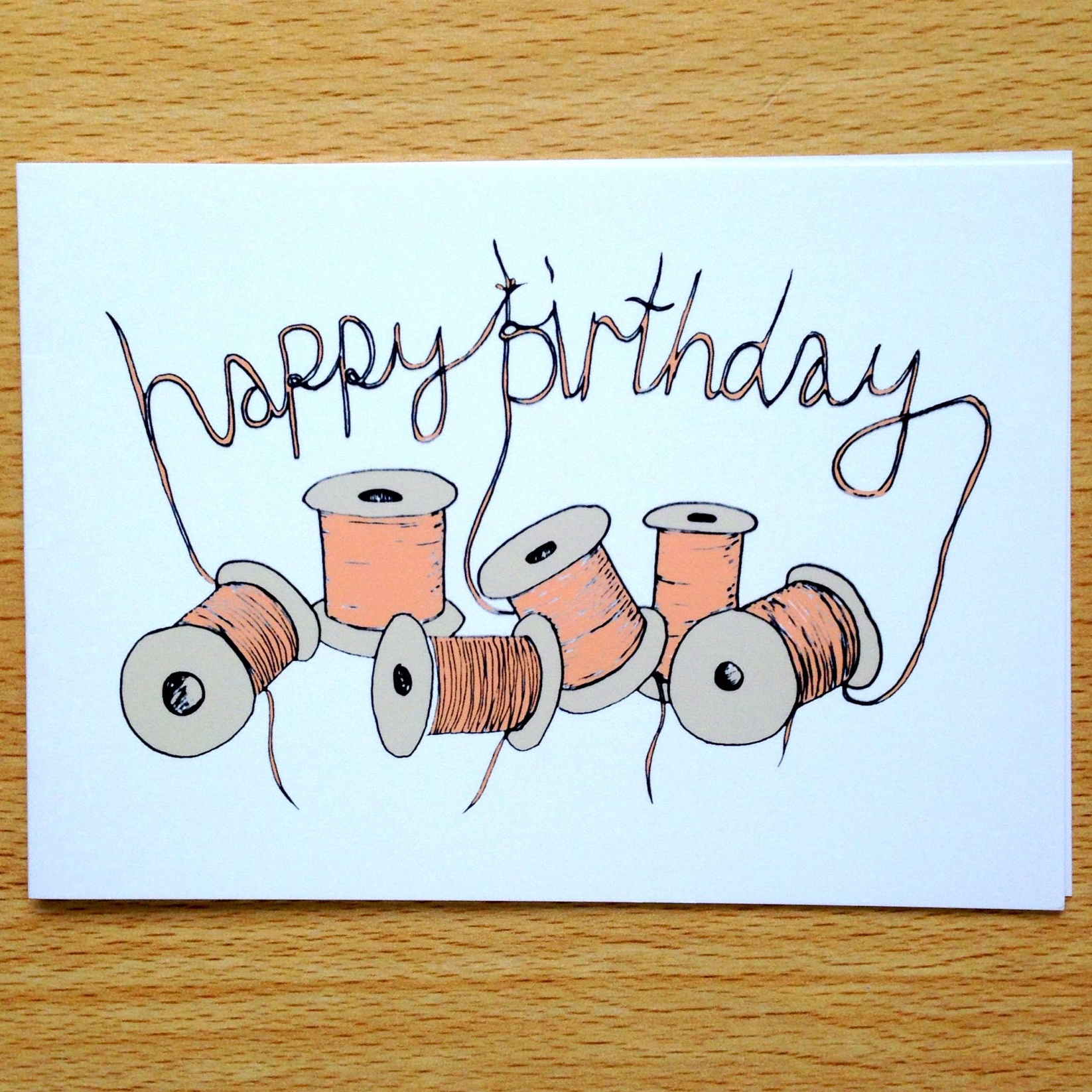 Birthday Bobbins