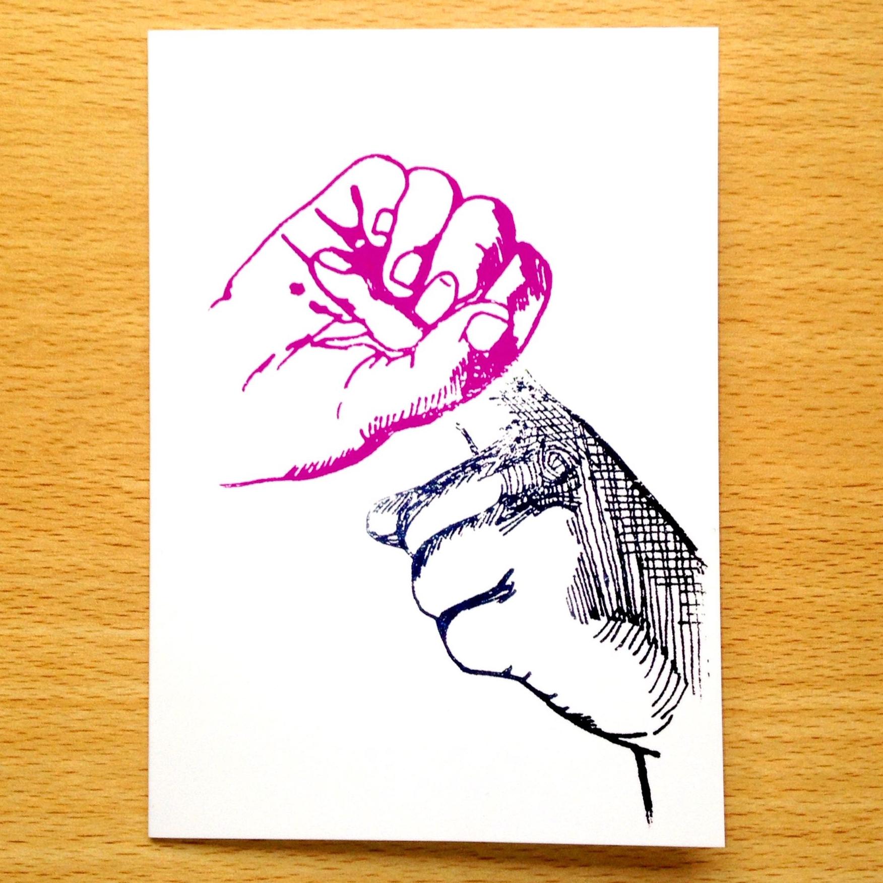 Sex Hands/ Pull My Finger