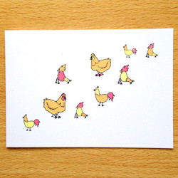 Some Weird Hens