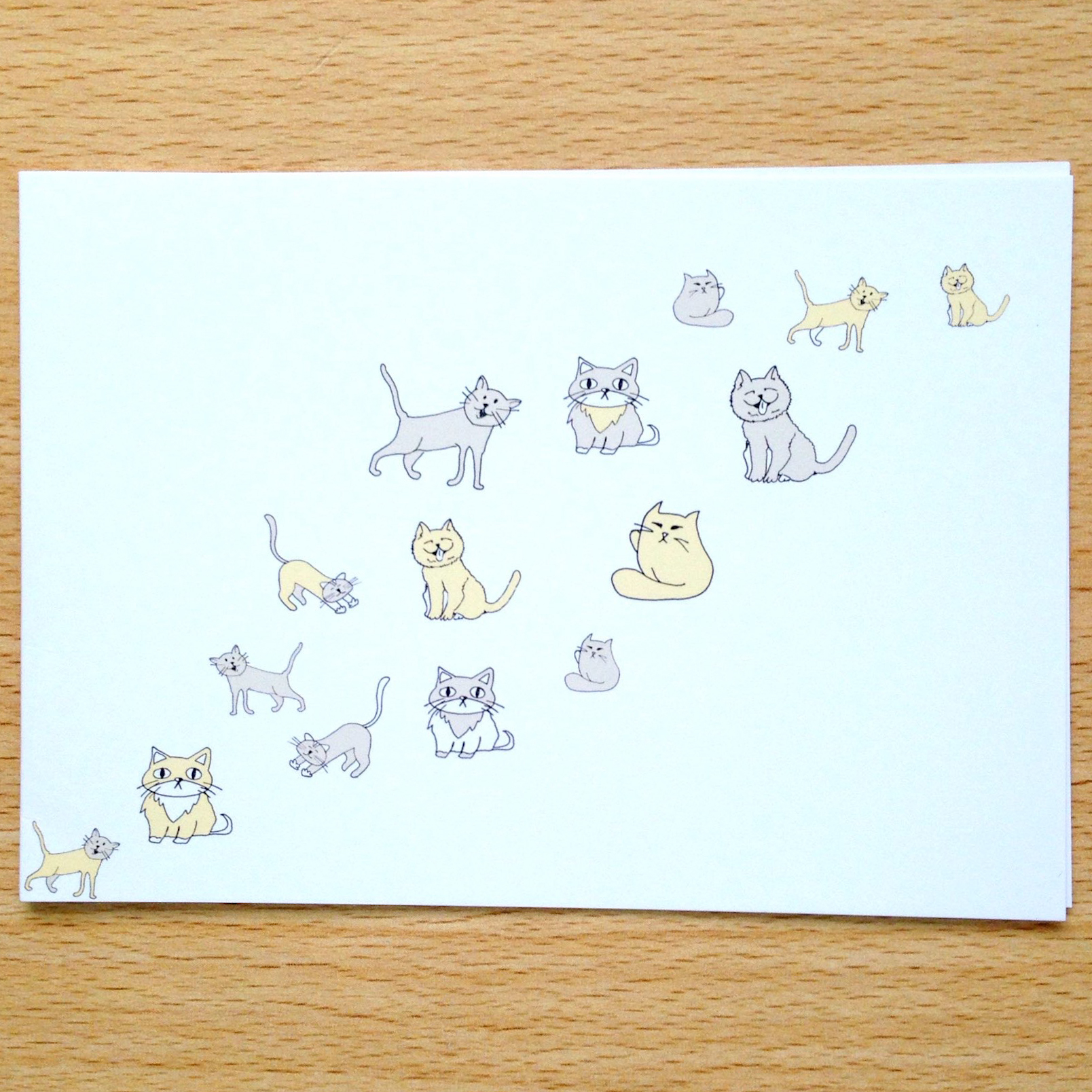 Some Weird Cats
