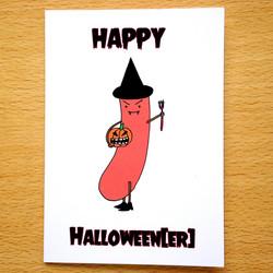 Happy Halloween(er)