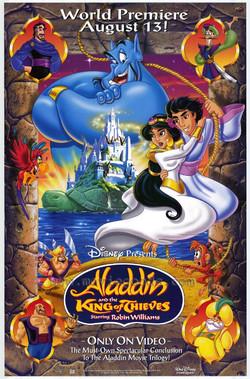 Aladdin y el Principe de los Ladrones